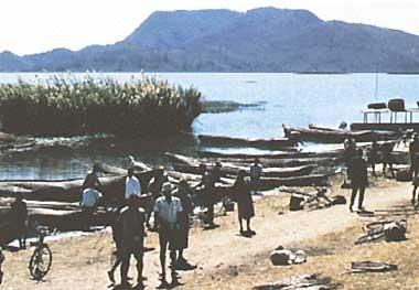 Photo of Lake Chilwa