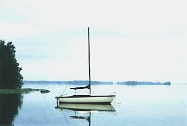Photo of Lake Hjalmaren
