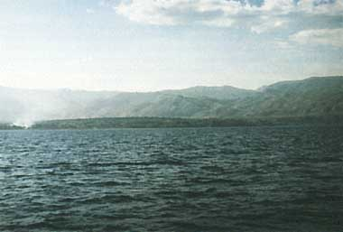 Photo of Lake Albert