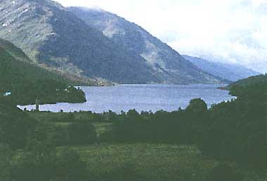 Photo of Loch Shiel