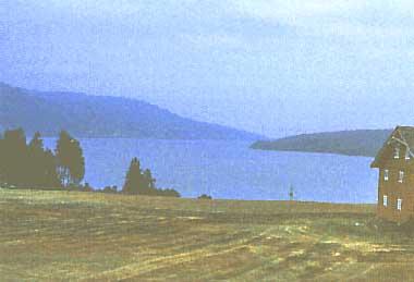 Photo of Lake Mjosa