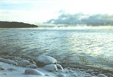 Photo of Lake Onega