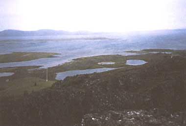 Photo of Lake Thingvalla