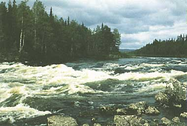 Photo of Lake Paanajarvi