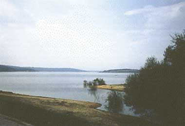 Photo of Lake G. Dimitrov