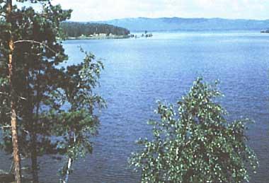 Photo of Lake Uvildy