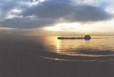 Photo of Kuybyshev Reservoir