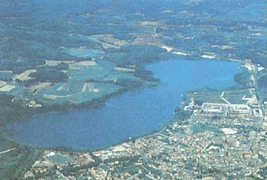 Photo of Lake Banyoles