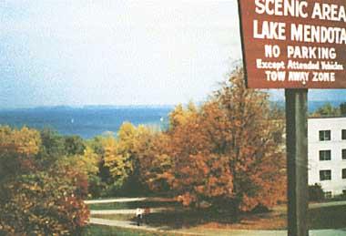 Photo of Lake Mendota