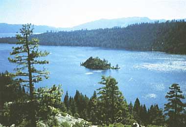 Photo of Lake Tahoe