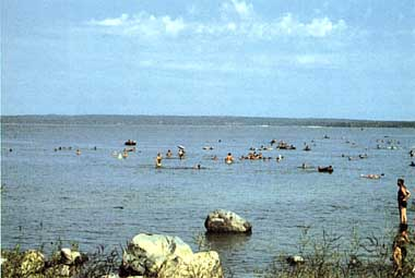 Photo of Lake Winnipeg