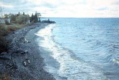 Photo of Lake Saint-John