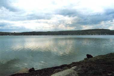 Photo of Conesus Lake