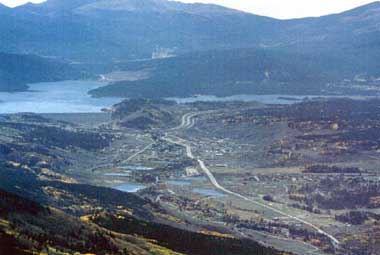 Photo of Lake Dillon