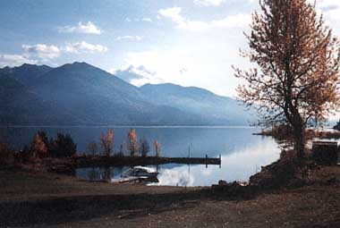 Photo of Kootenay Lake