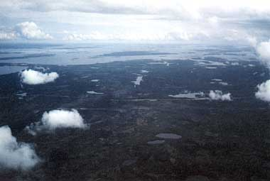 Photo of La Grande 2 Reservoir