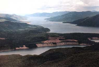 Photo of Williston Lake