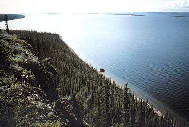 Photo of Great Bear Lake