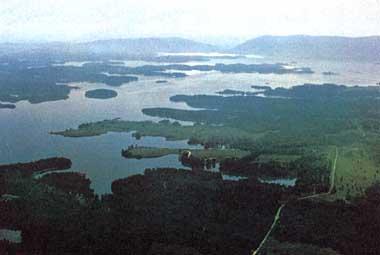 Photo of Smith Mountain Lake