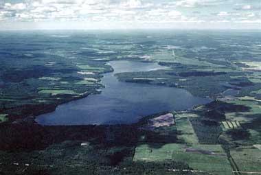 Photo of Baptiste Lake