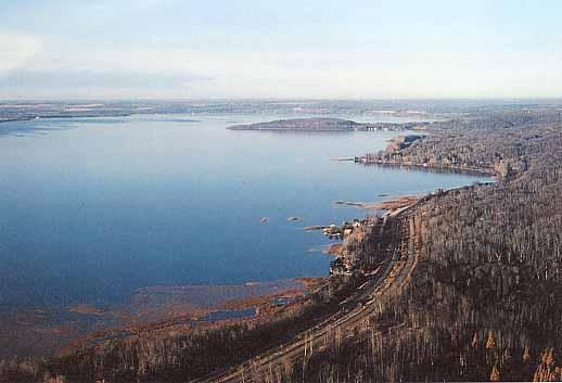 Photo of Wabamun Lake