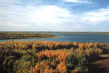 Photo of Miquelon Lake