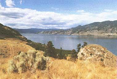 Photo of Okanagan Lake
