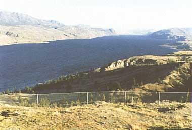 Photo of Kamloops Lake
