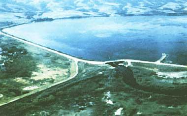 Photo of Buffalo Pound Lake