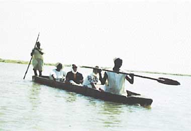Photo of Lake Chad