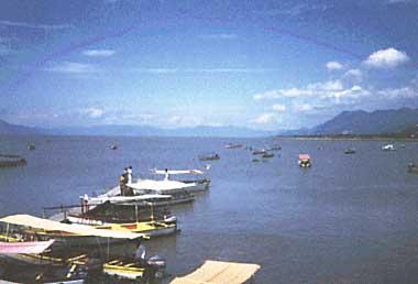 Photo of Lake Chapala