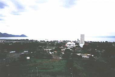 Photo of Lake Managua