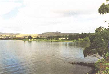 Photo of Lake Taupo