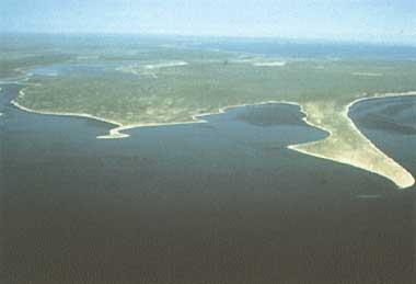 Photo of Lake Eyre