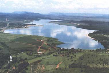 Photo of Broa Reservoir