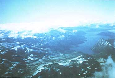 Photo of Lake Nahuel Huapi