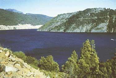 Photo of Lake Lacar
