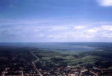 Photo of Lake Ypacarai