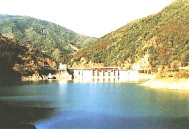 Photo of Nagase Reservoir