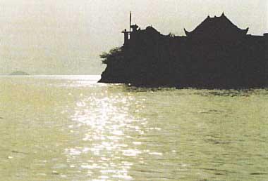 Photo of Lake Chao
