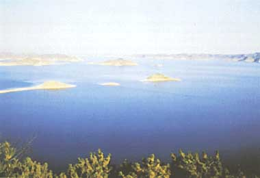 Photo of Miyun Reservoir