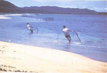 Photo of Lake Sibaya