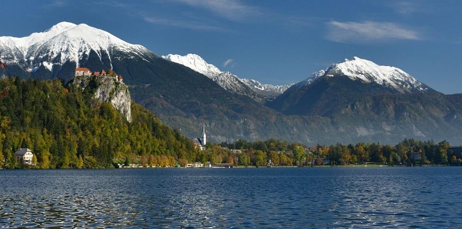 Photo of Lake Bled