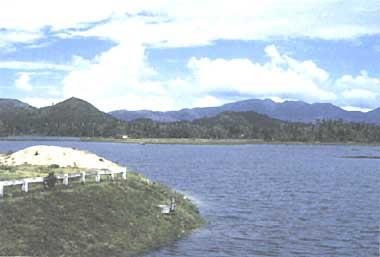 Photo of Lake Buhi