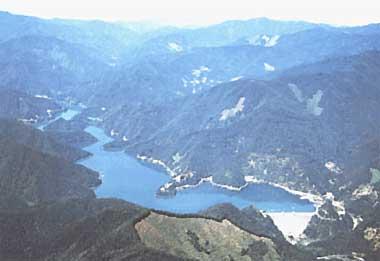 Photo of Okutama Reservoir