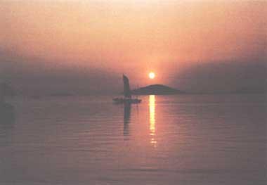 Photo of Lake Tai