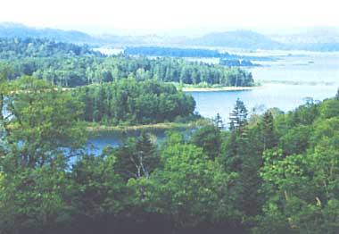 Photo of Lake Shumarinai