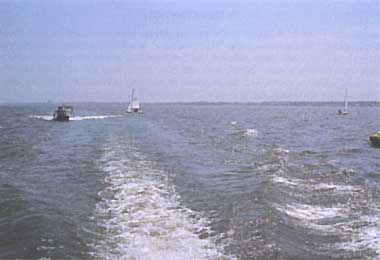 Photo of Lake Kasumigaura