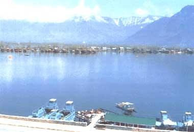 Photo of Dal Lake