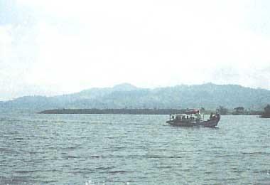Photo of Lake Saguling